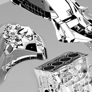 Produkte für Aluminium